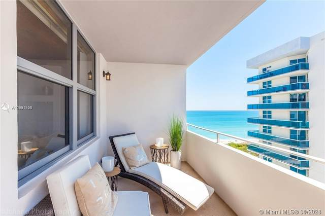 9225 Collins Ave #1006, Surfside, FL 33154 (MLS #A10991556) :: Green Realty Properties