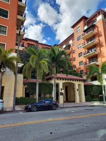 100 Andalusia Ave #709, Coral Gables, FL 33134 (MLS #A10991562) :: Green Realty Properties