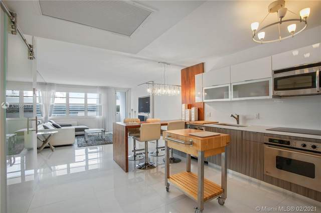 100 Lincoln Rd #443, Miami Beach, FL 33139 (MLS #A10991578) :: Search Broward Real Estate Team