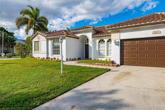 9251 NW 42nd Ct, Coral Springs, FL 33065 (MLS #A10991616) :: The Riley Smith Group