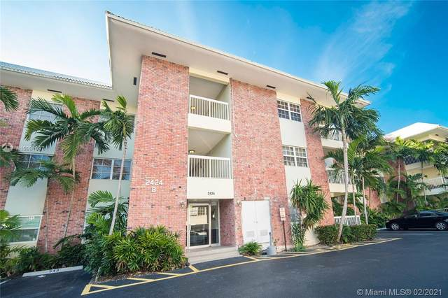 2424 SE 17th Cswy 303B, Fort Lauderdale, FL 33316 (MLS #A10991697) :: The Riley Smith Group