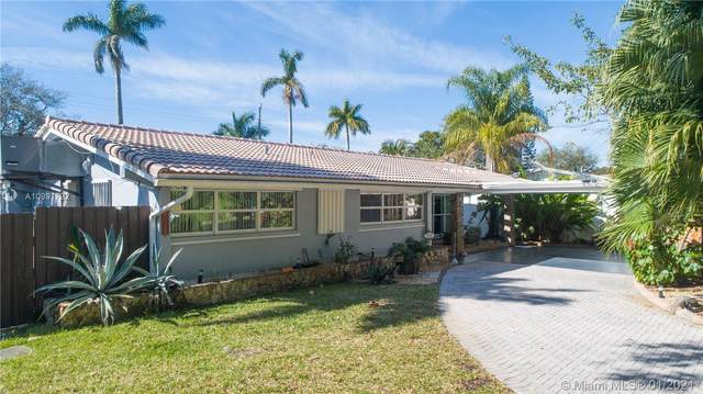 1714 N 40th Ave, Hollywood, FL 33021 (MLS #A10991722) :: The Riley Smith Group