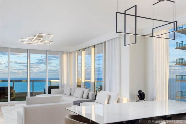 17875 Collins Ave #2606, Sunny Isles Beach, FL 33160 (MLS #A10991731) :: Green Realty Properties