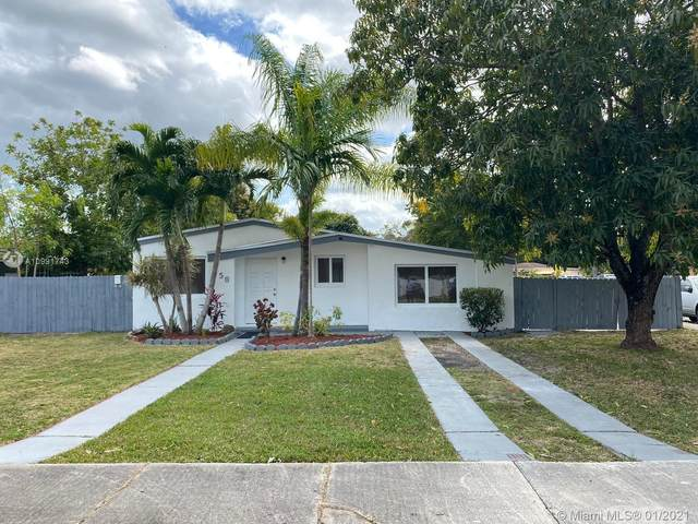 150 NW 123rd St, North Miami, FL 33168 (MLS #A10991743) :: United Realty Group