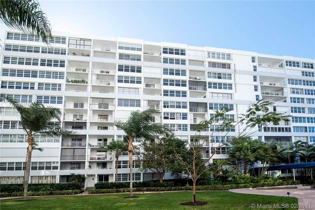 1160 N Federal Hwy #824, Fort Lauderdale, FL 33304 (MLS #A10991787) :: The Teri Arbogast Team at Keller Williams Partners SW