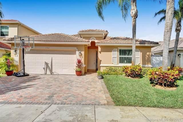 13337 SW 27th St, Miramar, FL 33027 (MLS #A10991792) :: Berkshire Hathaway HomeServices EWM Realty