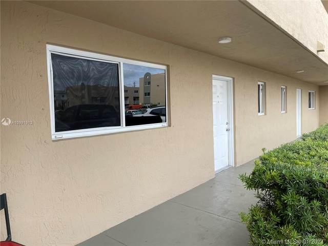 2650 W 76th St #102, Hialeah, FL 33016 (MLS #A10991913) :: Prestige Realty Group