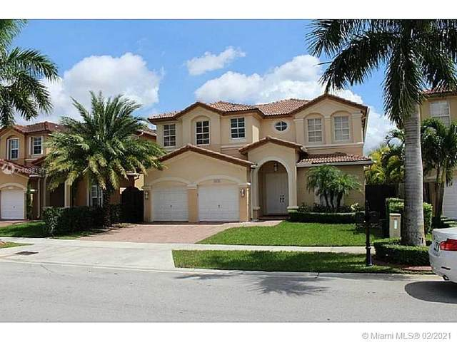 8551 NW 110th Ave, Doral, FL 33178 (MLS #A10991973) :: The Teri Arbogast Team at Keller Williams Partners SW