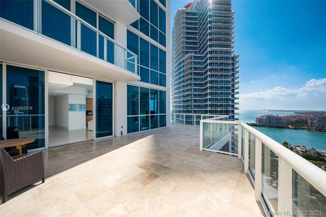 50 S Pointe Dr #2103, Miami Beach, FL 33139 (MLS #A10992019) :: Green Realty Properties
