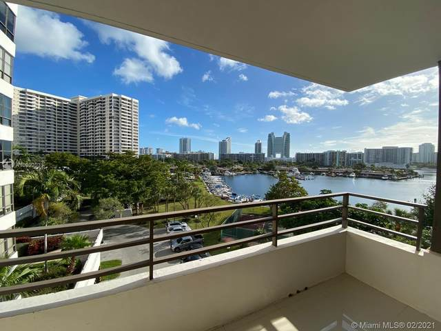 500 Three Islands Blvd #223, Hallandale Beach, FL 33009 (MLS #A10992031) :: Team Citron