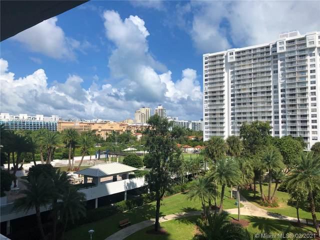 2801 NE 183rd St 414W, Aventura, FL 33160 (MLS #A10992038) :: Green Realty Properties