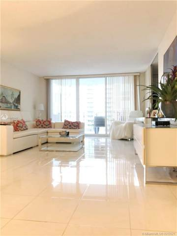 2030 S Ocean Dr #1505, Hallandale Beach, FL 33009 (MLS #A10992042) :: Search Broward Real Estate Team