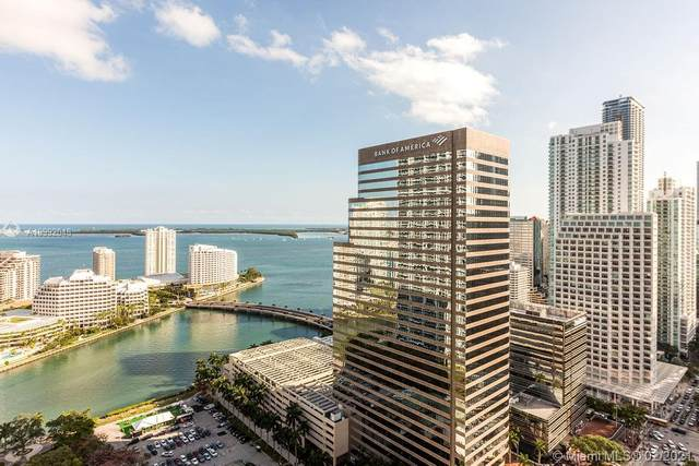 500 Brickell Ave #3601, Miami, FL 33131 (MLS #A10992048) :: The Teri Arbogast Team at Keller Williams Partners SW