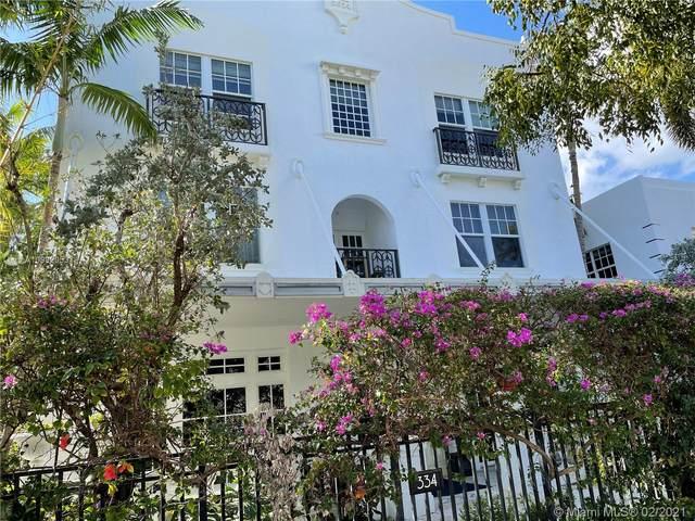 334 Euclid Ave #308, Miami Beach, FL 33139 (MLS #A10992053) :: Prestige Realty Group