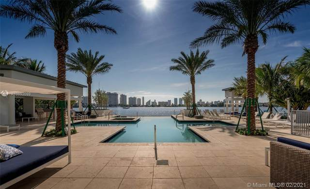 17301 Biscayne Blvd #501, North Miami Beach, FL 33160 (MLS #A10992099) :: The Howland Group