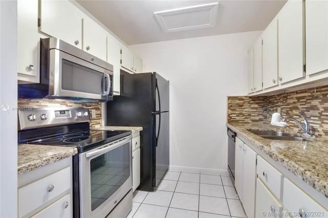 400 SW 134th Way F412, Pembroke Pines, FL 33027 (MLS #A10992198) :: Prestige Realty Group