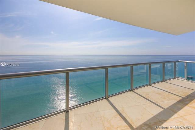 17001 Collins Ave #2902, Sunny Isles Beach, FL 33160 (MLS #A10992212) :: Green Realty Properties