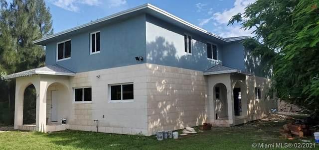 11939 SW 218th St, Miami, FL 33170 (#A10992219) :: Posh Properties