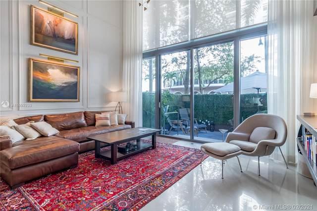 6000 Collins Ave #117, Miami Beach, FL 33140 (MLS #A10992233) :: Search Broward Real Estate Team