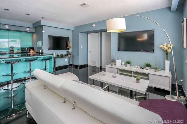 834 Ocean Dr #508, Miami Beach, FL 33139 (MLS #A10992285) :: Prestige Realty Group