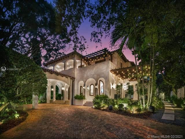 1889 S Bayshore Dr, Miami, FL 33133 (MLS #A10992392) :: Prestige Realty Group