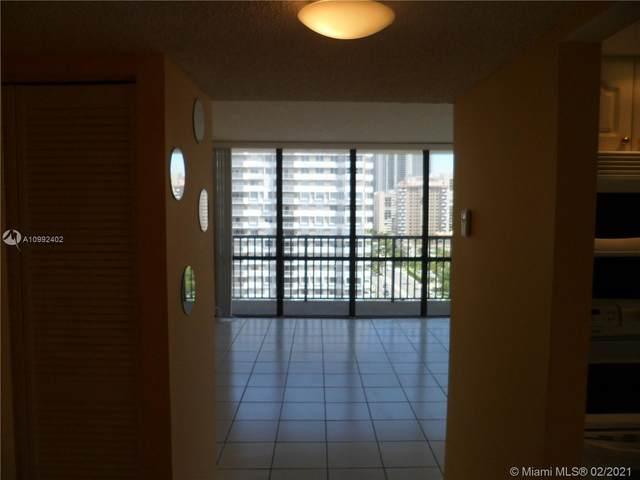 2049 S Ocean Dr #1510, Hallandale Beach, FL 33009 (MLS #A10992402) :: Castelli Real Estate Services
