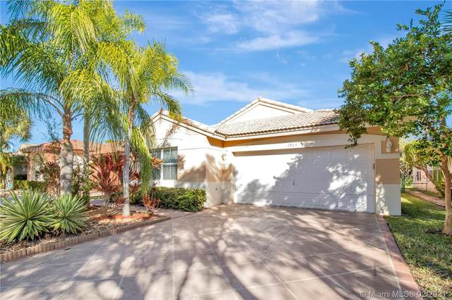 1903 NW 208th Ter, Pembroke Pines, FL 33029 (MLS #A10992417) :: The Riley Smith Group