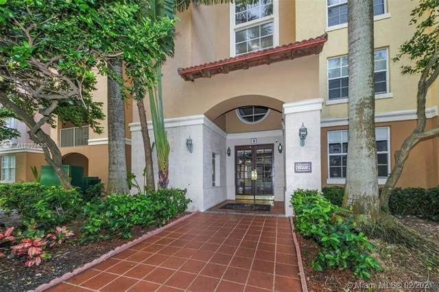 19501 E Country Club Dr #9307, Aventura, FL 33180 (MLS #A10992430) :: Green Realty Properties