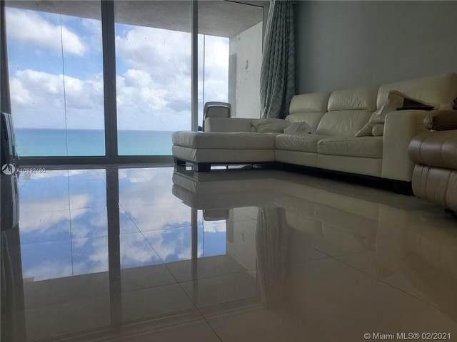 2030 S Ocean Dr #1717, Hallandale Beach, FL 33009 (MLS #A10992480) :: Search Broward Real Estate Team