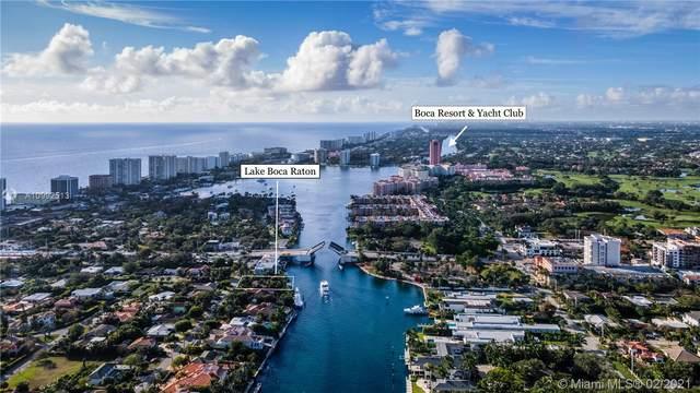 101 NE Spanish Trl, Boca Raton, FL 33432 (MLS #A10992513) :: Castelli Real Estate Services