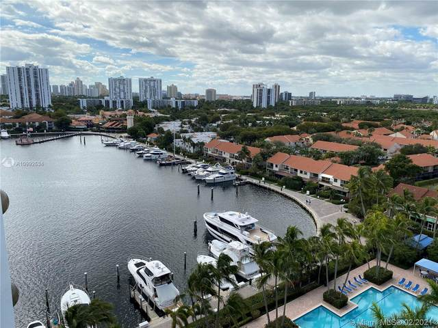 3610 Yacht Club Dr #1210, Aventura, FL 33180 (MLS #A10992534) :: The Riley Smith Group