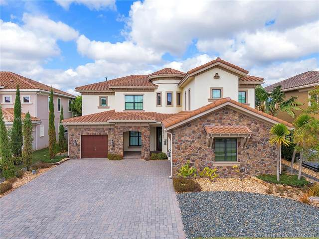 10241 Sweet Bay Ct, Parkland, FL 33076 (MLS #A10992599) :: Carlos + Ellen
