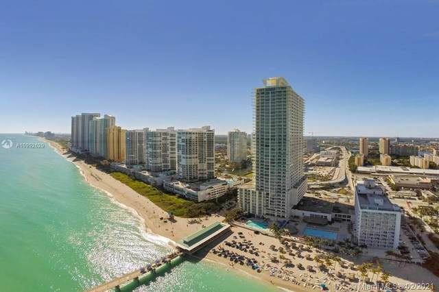 16699 Collins Ave #2909, Sunny Isles Beach, FL 33160 (MLS #A10992629) :: The Teri Arbogast Team at Keller Williams Partners SW