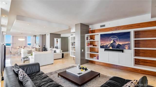 888 Brickell Key Dr #2402, Miami, FL 33131 (MLS #A10992674) :: Green Realty Properties
