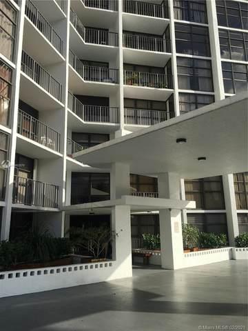 400 Leslie Dr #904, Hallandale Beach, FL 33009 (MLS #A10992679) :: Green Realty Properties