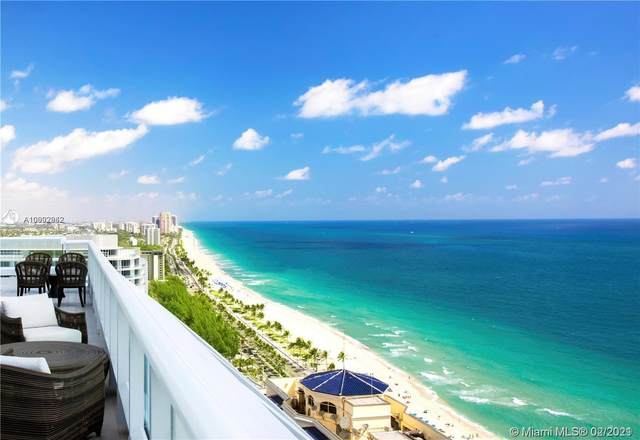 551 N Fort Lauderdale Beach Blvd H812, Fort Lauderdale, FL 33304 (MLS #A10992862) :: Compass FL LLC