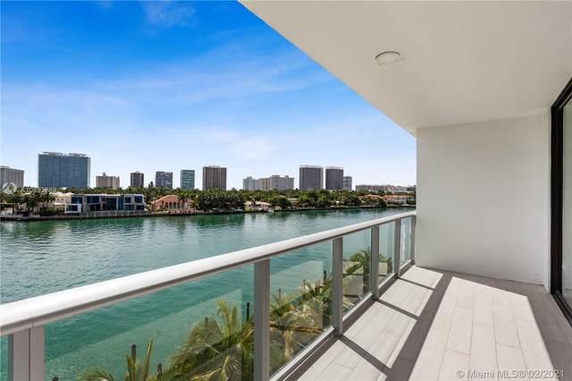 10201 E Bay Harbor Dr #401, Bay Harbor Islands, FL 33154 (MLS #A10992869) :: Green Realty Properties