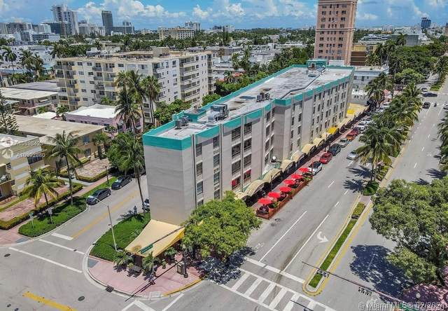 710 Washington Ave #209, Miami Beach, FL 33139 (MLS #A10992880) :: The Teri Arbogast Team at Keller Williams Partners SW