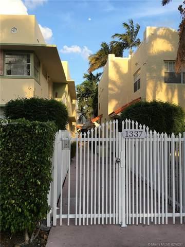 1337 Euclid Ave #204, Miami Beach, FL 33139 (MLS #A10992897) :: The Teri Arbogast Team at Keller Williams Partners SW