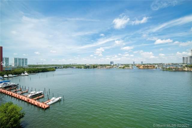 17100 N Bay Rd #1904, Sunny Isles Beach, FL 33160 (MLS #A10992900) :: Douglas Elliman