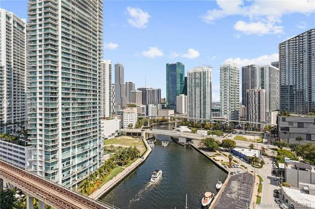 690 SW 1st Ct #2101, Miami, FL 33130 (MLS #A10992904) :: The Riley Smith Group