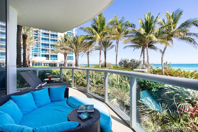 6799 Collins Ave #104, Miami Beach, FL 33141 (MLS #A10993051) :: Green Realty Properties