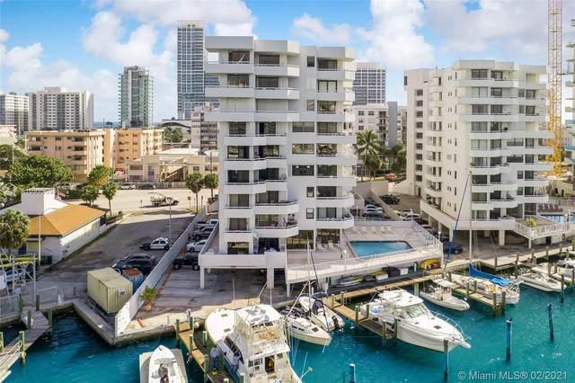 6830 Indian Creek Dr 3D, Miami Beach, FL 33141 (MLS #A10993093) :: The Teri Arbogast Team at Keller Williams Partners SW