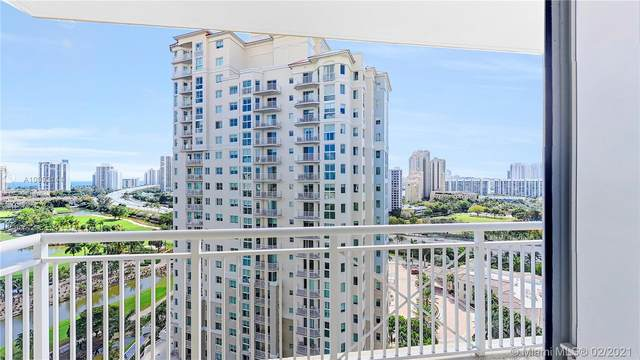 19501 W Country Club Dr #1604, Aventura, FL 33180 (MLS #A10993141) :: Douglas Elliman