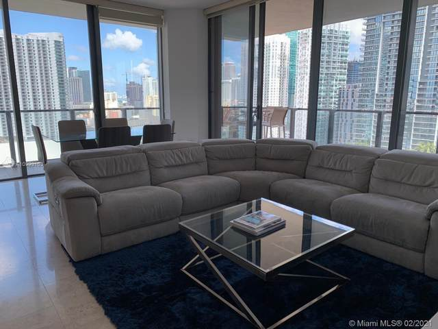 88 SW 7th St #1811, Miami, FL 33130 (MLS #A10993163) :: KBiscayne Realty