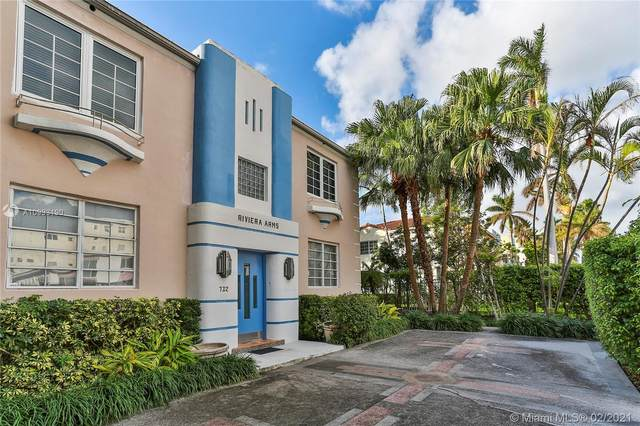 732 Euclid Ave #4, Miami Beach, FL 33139 (MLS #A10993190) :: Green Realty Properties