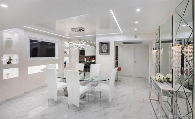2030 S Ocean Dr #2127, Hallandale Beach, FL 33009 (MLS #A10993236) :: Search Broward Real Estate Team