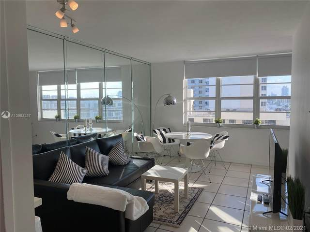 100 Lincoln Rd #1105, Miami Beach, FL 33139 (MLS #A10993257) :: Search Broward Real Estate Team