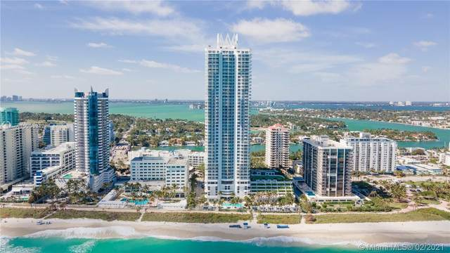 6365 Collins Ave #2809, Miami Beach, FL 33141 (MLS #A10993382) :: Douglas Elliman