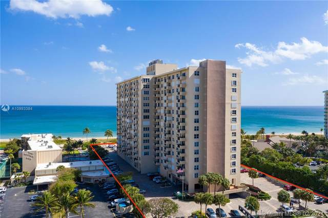 2000 S Ocean Blvd Lb, Lauderdale By The Sea, FL 33062 (MLS #A10993384) :: Castelli Real Estate Services